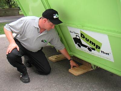 Dumpster Delivery Expert